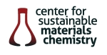 Center for Sustainable Materials Chemistry
